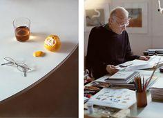 Designer Yrjö Kukkapuro for Apartamento Magazine 9 5