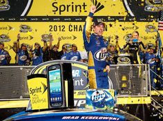 Brad Keselowski - Your 2012 Sprint Cup Champion