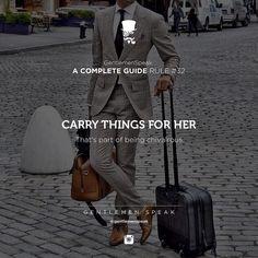 #gentlemenspeak #gentlemen #quotes #follow #life #classy #blogger #menstyle #menwithclass #menwithstyle #elegance #entrepreneurquotes #lifequotes #motivationalquotes #gentlemenguide #carrythingsforher #takecareofher #blackandwhite #suit #couplegoals