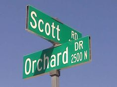 This intersection is a few blocks from my house. What are the odds?