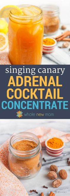 Singing Canary Concentrate