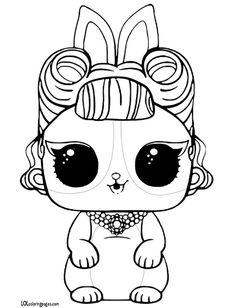 93 best lol dolls coloring pages images  coloring books coloring pages colouring pages