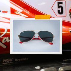 7174c95aa222 16 Best Ray-Ban x Scuderia Ferrari images