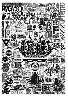 logo sheet / like  minded studio