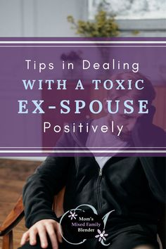 """To tell you HOW to have an ok relationship, I must tell you about one of MANY issues with the ex, (or as I would like to call it, """"EX-tra"""") first.  Have an open mind and read to the end… it will be worth your time. Marriage Is Hard, Marriage Tips, Happy Marriage, Just Be You, Told You So, Ssx Tricky, Mixed Families, Child Protective Services, Bad Relationship"""