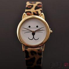 Ceas Dama Quartz Kitty - Dama - Ceasuri