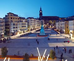 Alquiler de Coches en Vitoria