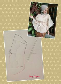 27 elegant photo of custom sewing patterns – ArtofitImage gallery – Page 585186545310949913 – Likes 1 CommentsAll Things Sewing and Pattern MakingIm so gonna sew this! Dress Sewing Patterns, Blouse Patterns, Sewing Patterns Free, Sewing Tutorials, Clothing Patterns, Sewing Projects, Kebaya, Hijabs, Tunic Pattern