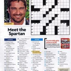 3 Stars Recipe For Boom Boom Sauce, Printable Crossword Puzzles, People Magazine, This Or That Questions, Stars, Fairytale, Blog, Recipes, Usa