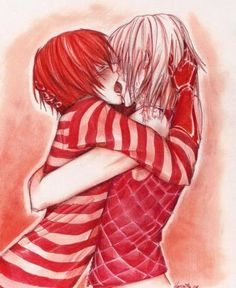 Mello x Matt (Death Note)