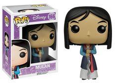 POP! Disney: Mulan - Mulan | Funko