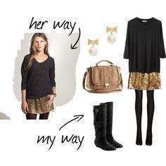sequin skirt #lulus #holidaywear
