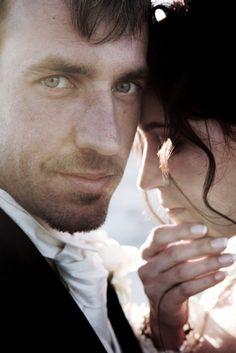 Jase has these captivating eyes - I need this photo of us.