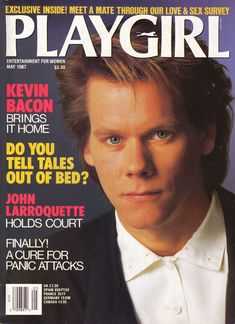 Golden Globe Winner Kevin Bacon