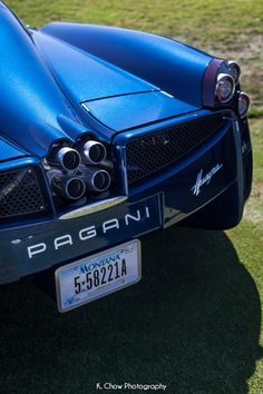 """Pagani Huayra - Dean has very good taste in vehicles. Hope he can have one """"Nice Ride"""" someday. Super Sport Cars, Super Cars, Pagani Huarya, Car Sounds, Bmw E30, Love Car, Car In The World, Car Manufacturers, Hot Cars"""