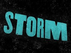 Storm! Tim Minchin! The use of logic and science in beat poem style.
