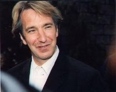 "June 10, 1991 - Alan Rickman at the premiere of ""Robin Hood Prince of Theives."" ... I think."