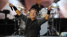 El músico estadounidense dará su tercer concierto en España en Madrid, en el Santiago Bernabéu, el 21 de mayo