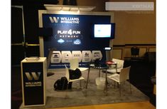 WMSG001 - 10x10 Trade Show Booth Rental | Exhibitrents