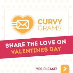 Spread the Curvy Valentine Love! Share The Love, My Love, Some Body, Body Positive, Love Notes, Good To Know, Self Love, Things To Think About, Curvy