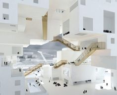 Gallery of Taipei Performing Arts Center proposal by NL Architects - 11