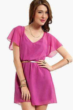 Monarch Dress $32 at www.tobi.com