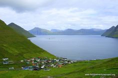 The adventure that is getting around the Faroe Islands