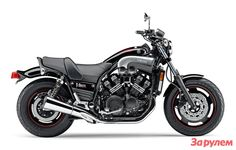 Yamaha V-Max: 1984 – 2007: Still the nastiest production bike ever made.