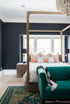 A Master Bedroom Update with Nordstrom Home! - Addison's Wonderland