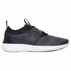 hot sale online e1788 4a8a5 Nike Juvenate SM Womens Size 9 Running Shoes Black White Grey Casual 819841  001 Black Nikes