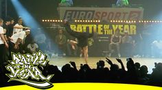 All shows & battles from BOTY France 2008 are now online!