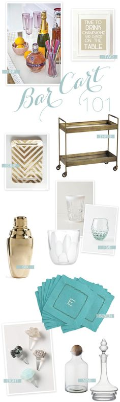 Building the perfect Bar Cart.i love my bar cart Bar Cart Decor, Bar Cart Styling, Bar Cart Essentials, Bar Noir, Sweet Home, Relax, Bars For Home, Interiores Design, Apartment Living