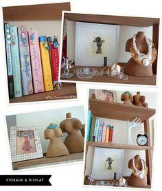bedroom store & display ideas
