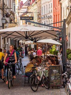 Ljubljana: Capital idea for a spring break - Europe - Travel - The Independent