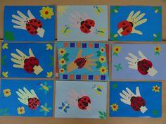 Художественное творчество детей на тему «Насекомые» (фотоотчёт). Воспитателям детских садов, школьным учителям и педагогам - Маам.ру