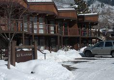 Aspen right outside the door - vacation rental in Aspen, Colorado. View more: #AspenColoradoVacationRentals
