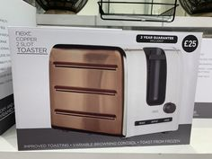Toaster, Kitchen Appliances, Home, Diy Kitchen Appliances, Home Appliances, Toasters, Ad Home, Homes, Kitchen Gadgets