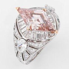 Graff #pinkdiamond #bestintheworld