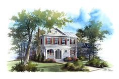 18 Small House Plans: Striper's Cottage, Plan #1388