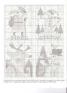 PRAIRIE SCHOOLER SANTA'S & SNOWMEN 02