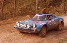 Lancia Stratos Nico Barban Elba 1979
