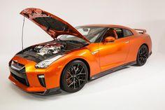 2017 Nissan GT-R: Godzilla gets a facelift