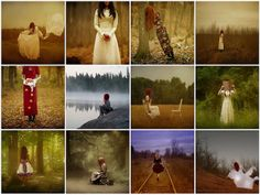 Absolutely Stunning, yet eerie  photos by Patty Maher