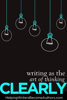 Discover 6 steps writers can take to specifically optimize their ability of thinking clearly on their way to sharing vivid and coherent dreams with readers. Writing Words, Writing Advice, Writing Resources, Writing A Book, Writing Prompts, Writing Ideas, Writing Humor, Start Writing, Blog Writing