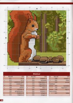 Part 02 - Squirrel (total 5 parts)