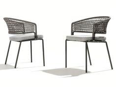 CONTOUR Chair Contour Collection by TRIBÙ design Piergiorgio Cazzaniga