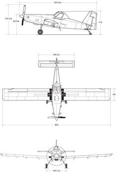 - Air Tractor - Convert to a military counter insurgency (COIN) and light attack aircraft. Airplane Sketch, Wright Flyer, Piper Aircraft, Balsa Wood Models, Boat Radio, Bush Plane, Airplane Decor, 3d Models, Scale Models