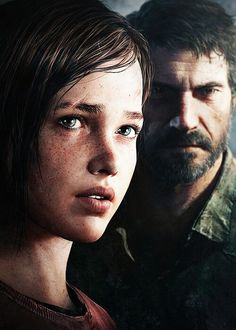 Their dichotomy is what makes The Last of Us entertaining and fun to play videogame. videogame rating in my top ten videogames to play. Camilla Luddington Tomb Raider, Dog Games, Games To Play, Joel And Ellie, The Last Of Us, Edge Of The Universe, Last Of Us Remastered, Video Game Characters, Video Game Art