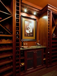 Calgary Wine Cellar Design, Pictures, Remodel, Decor and Ideas