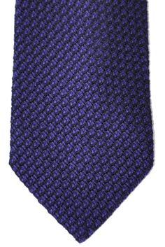 Brand New Tom Ford Knitted Tie Purple